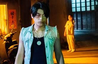 謝章穎《粽邪2》跪著演 皮繃緊演出少年版李康生