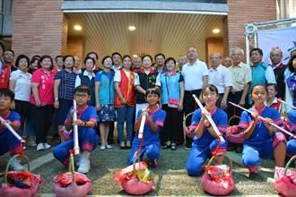花蓮義民祭今開鑼  捐贈供品呼籲關懷獨居長者
