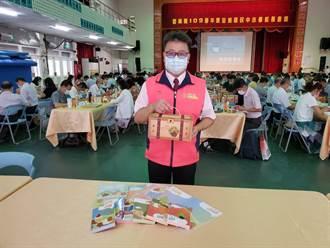 雲林縣自編縣訂教材 全國第一也是唯一「品德教育百寶箱」出爐