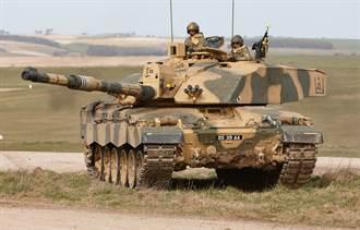 改革或是自廢武功?英國考慮放棄戰車部隊