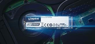 金士頓KC2500固態硬碟 全新登場