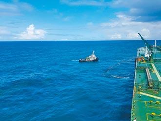 中油大林廠工安意外 潛水員海中進行換管作業失蹤