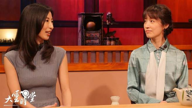 田中千繪(右)、大久保麻梨子擁有好交情。(momotv提供)