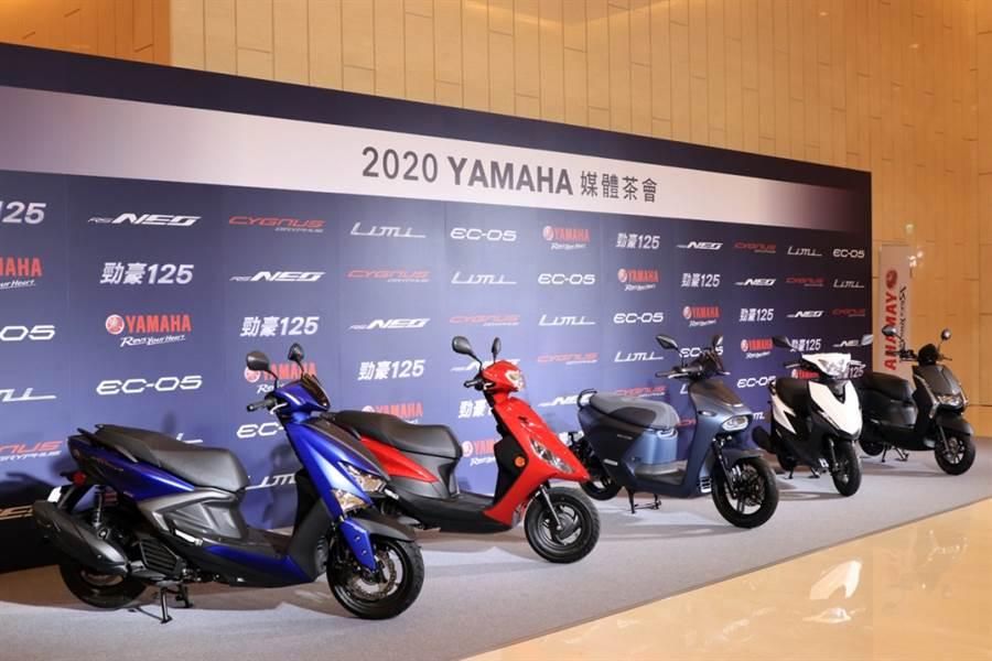 Yamaha未來將實施「油電並行」策略