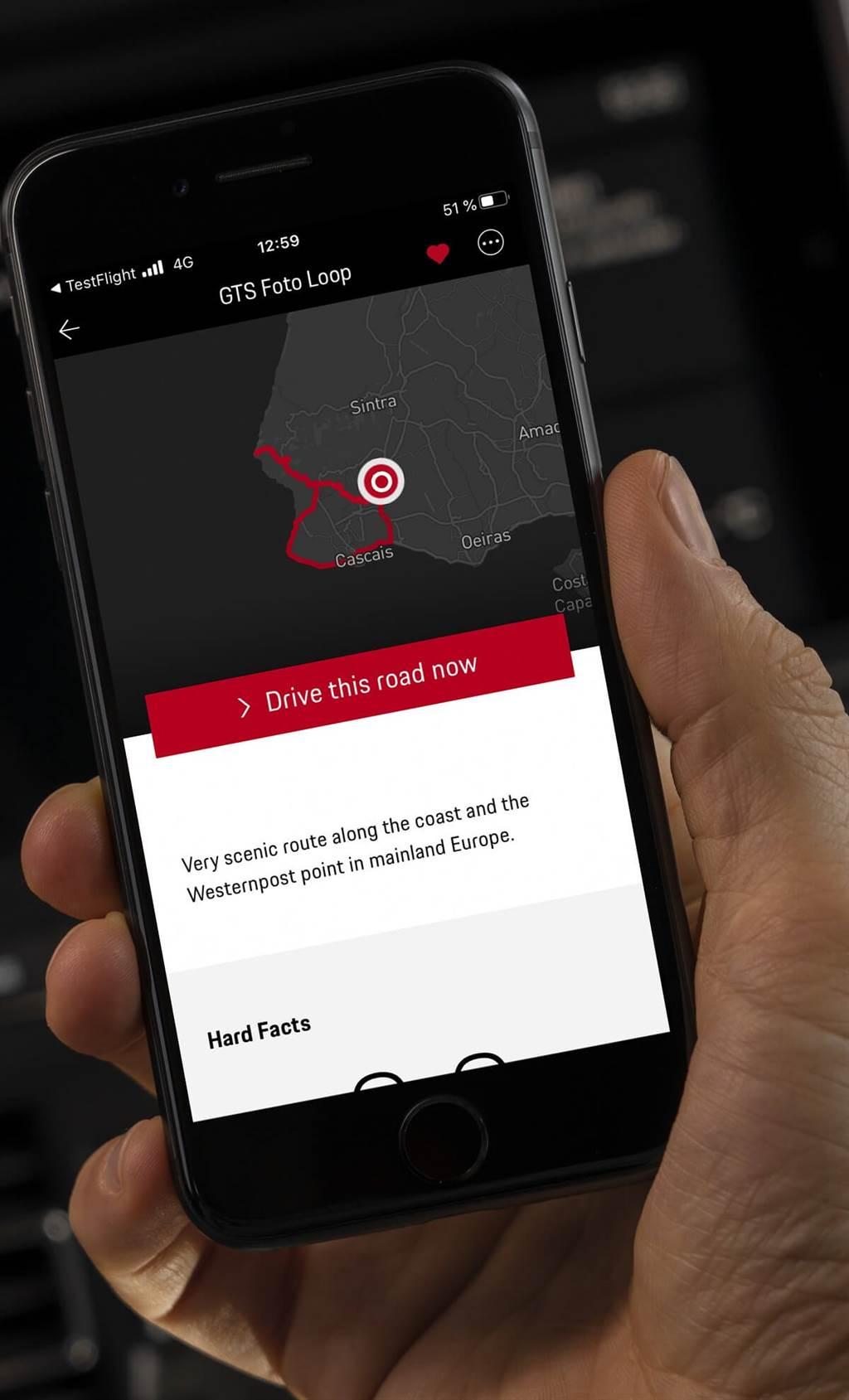 Porsche ROADS App追加新功能 可藉以認識志同道合新朋友