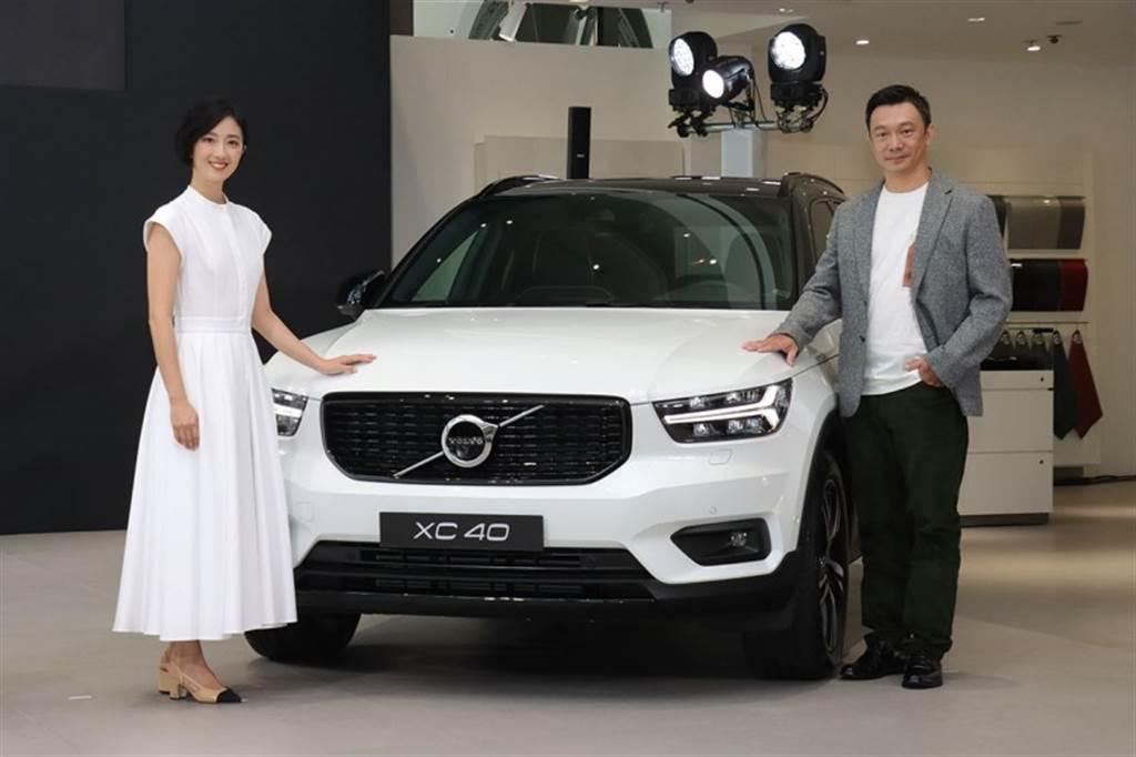 Volvo XC40 T3 與桂綸鎂「首映限定版」熱銷完售,B4/B5 等 MHEV 規格等明年