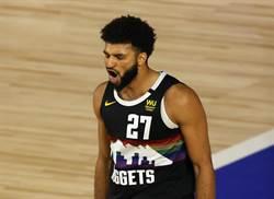 NBA》超越甜瓜安森尼 賈瑪莫瑞創金塊隊史紀錄