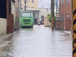 台南為何多處大淹水 府市:12小時雨量達220毫米