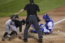 MLB》把捕手當塑膠?伯提從一壘盜回本壘