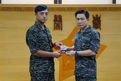 陸戰隊士兵清除落石義舉曝光網大讚 獲指揮官親自表揚