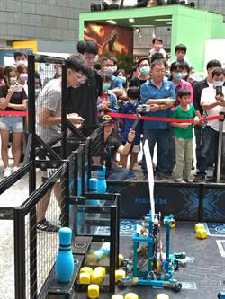 板橋高中參加機器人競賽 為新北唯一2隊獲獎的學校