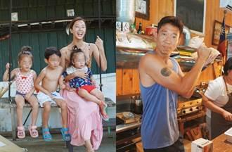 隋棠5歲兒吵著出社會賺錢 理由讓尪表情變了