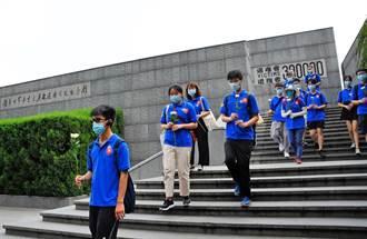 寧台大學生走進海峽兩岸交流基地