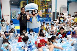 太保市公所好貼心 招待孩童免費玩主題樂園