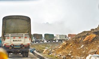 造橋鋪路 陸準備在中印邊境過冬