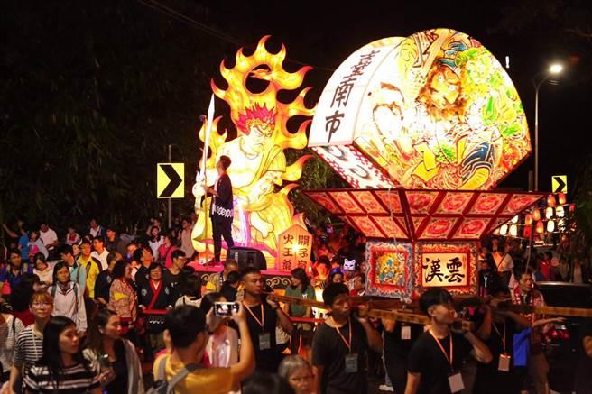 2020台南關子嶺溫泉美食節將於9月19日登場,圖為2019年活動。(台南市政府觀旅局提供/李宜杰台南傳真)