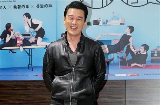 藝人王耀慶以《花系列》電視劇走紅。(圖/中時資料照)