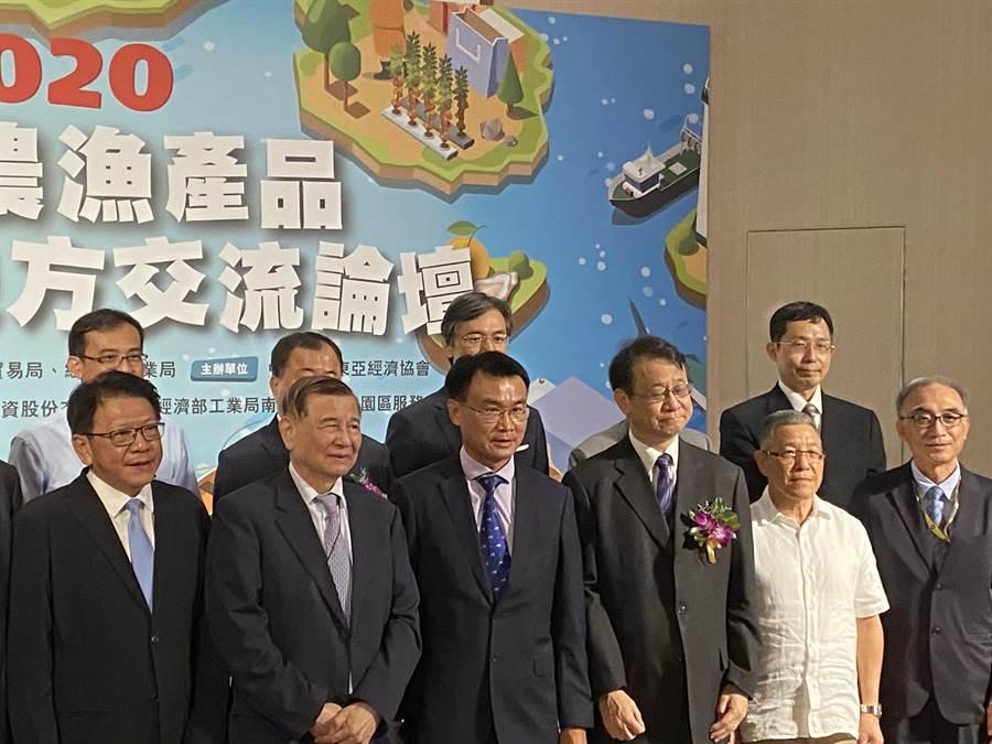 東亞經濟協會攜手摩斯漢堡 力推南高屏農漁特產 - 生活