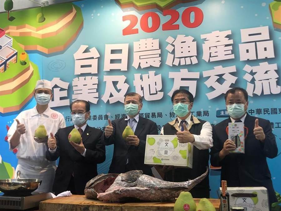 東元集團黃茂雄力挺南台灣三縣市農漁產 協辦推廣展示會 - 財經