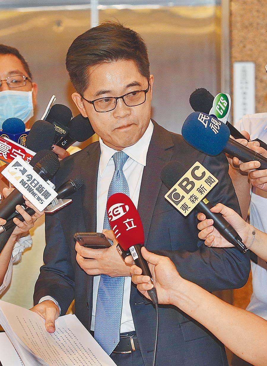 黃健庭貪汙無罪確定,幫助逃稅判刑2月定讞。(圖/中時資料照片)