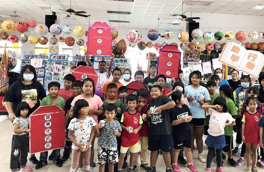 台灣世界展望會幫助台東3300名弱勢學童安心上學 - 寶島