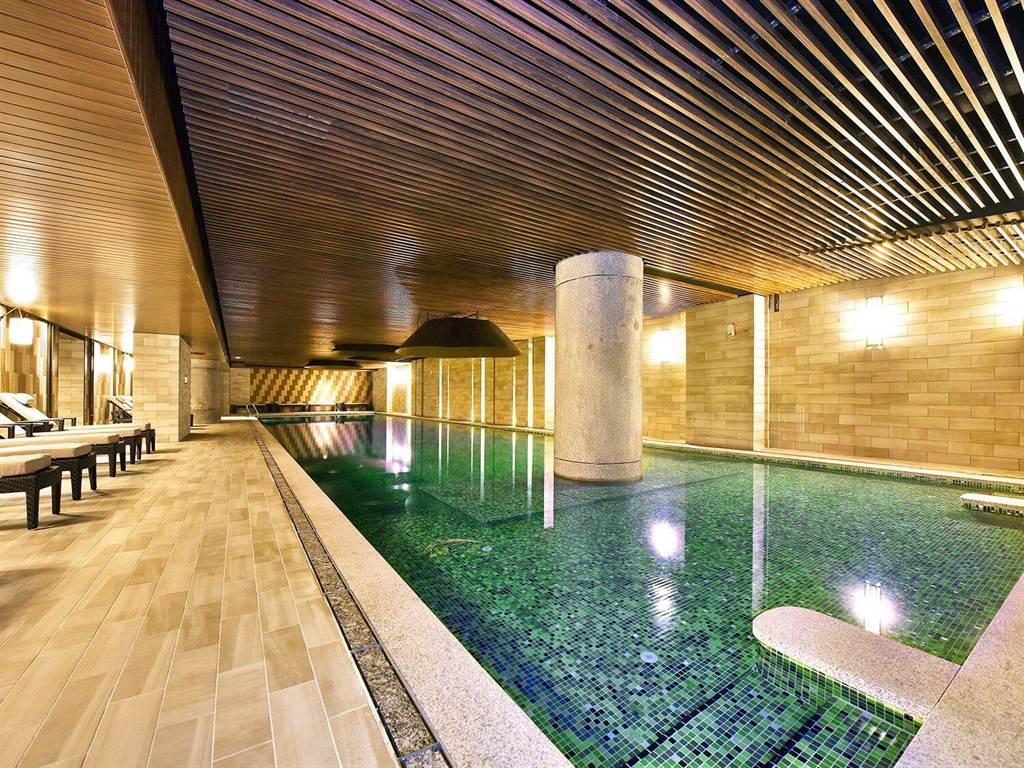翰林小城公設-游泳池