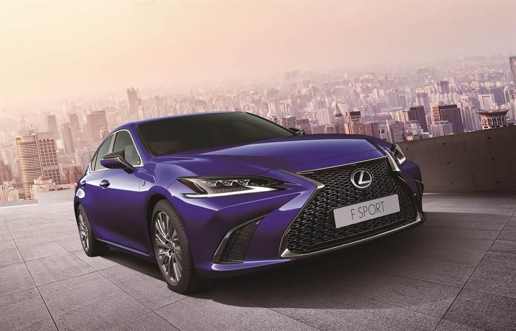 169萬元起開賣 2021年式Lexus ES車型編成調整