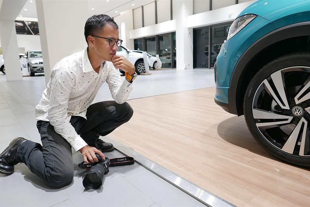 把車的靈魂拍出來的汽車職人《廖子賢》