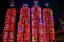 鬼月放水燈顧環保 「魚飼料」製蓮花水燈、普渡也要開直播