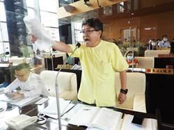 市議員李中批觀旅局要資料不給  林筱琪:無不提供資料的問題