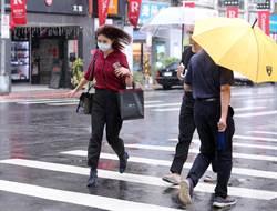 鋒面接近 明午後變天嚴防雷雨彈:2日雨最強