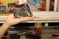 三寸金蓮驚悚近照曝光 腳裹成高跟鞋四指下彎變形