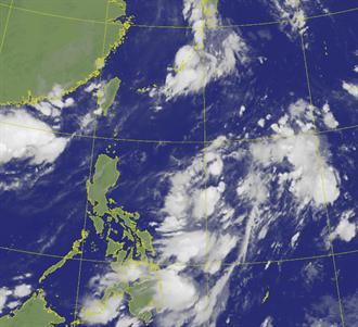 「梅莎」颱風最快明天在家門口生成 路徑曝光