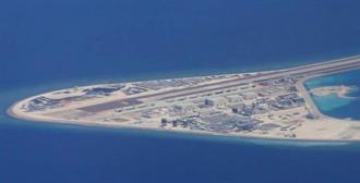 制裁24陸企後 美國再對建南海人工島陸公民祭限制入境