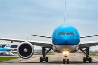 荷蘭皇家航空復航 9月1日起恢復台北航線客運服務