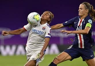 《時來運轉》運彩報報-歐洲最強女足四度交鋒 里昂大戰沃夫斯堡