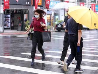 下周高壓依舊強勢 明晚起中部有雨 2地嚴防大雨