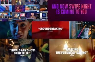 Tinder推出互動式影集《Swipe Night》第1季 暗藏哪些秘密?