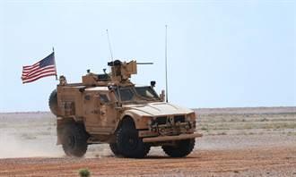 美俄軍用車隊在敘利發生車禍 4名士兵腦震盪