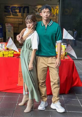 《與惡》王可元不演殺人犯了 「腳咚」李佳穎耍浪漫