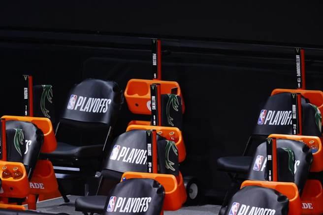 NBA球員決定用罷賽方式來抗議黑人遭到白人警察槍擊,但接下來如何走,球員將開會討論決定。(美聯社)
