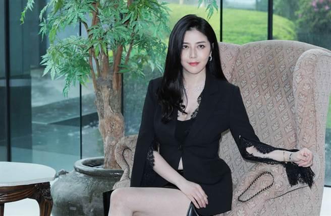韓瑜在新戲演媽媽,不過保養有術的她,詮釋20歲少女依舊毫無違和感。(圖/本報系資料照片)