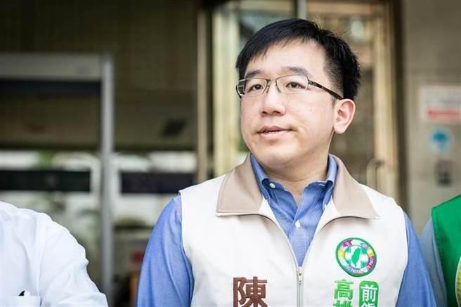 民進黨高雄市議員陳致中。(圖/資料照片)