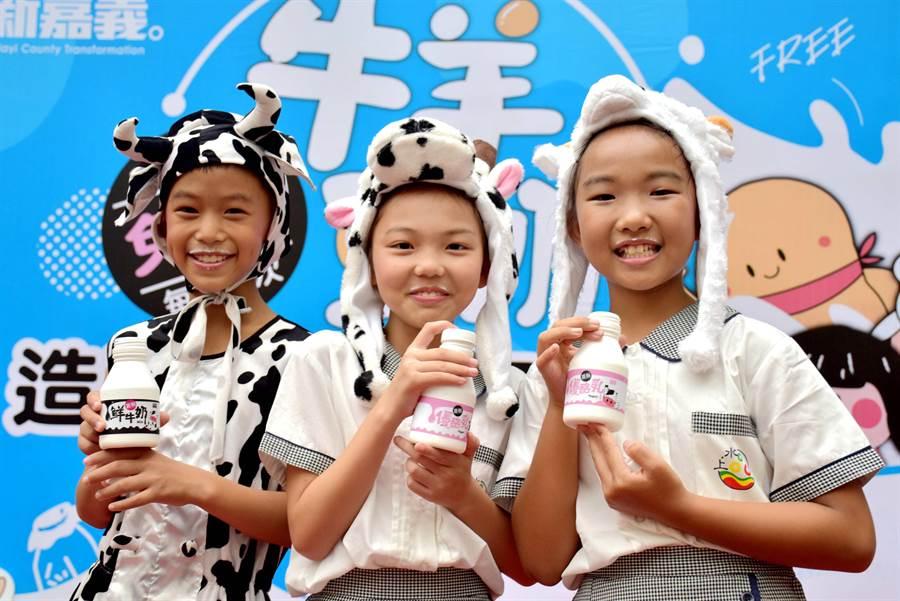 牛羊豆奶政策補營養 翁章梁:1360萬花得值得 - 寶島