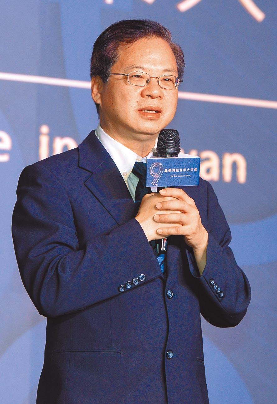 國發會主委龔明鑫。(本報資料照片)