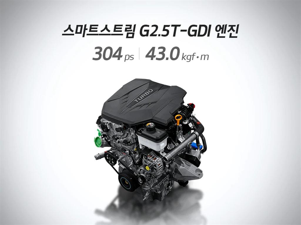 新增 SmartStream 2.5 T-GDI 引擎、完善 ADAS 系統,KIA Stinger Meister 小改款南韓正式發售