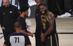 NBA》詹皇會中壓軸發言 盼老闆帶頭行動