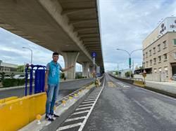 立委、市議員聯手為民爭取 台74線快速道路提前通車
