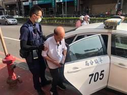 93岁老翁散步迷途员警协助返家