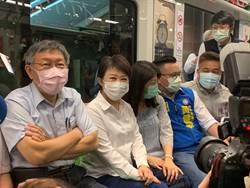 台中捷運綠線爆奪命危機 盧秀燕、柯文哲8月才搭過